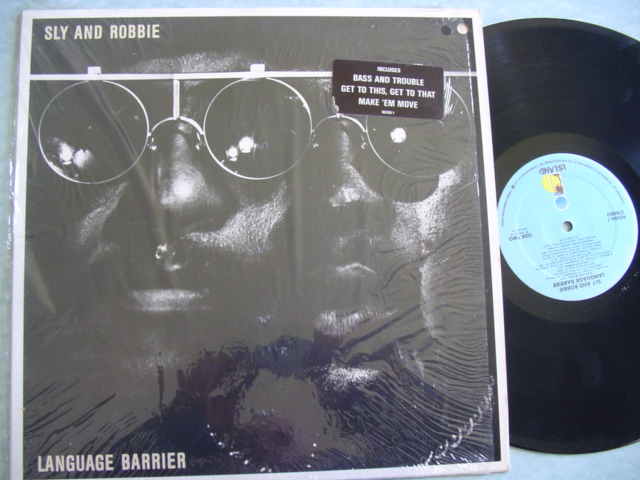 SLY & ROBBIE - LANGUAGE BARRIER - ISLAND