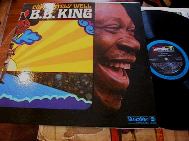 B.B. KING - COMPLETELY WELL - ABC BLUESWAY