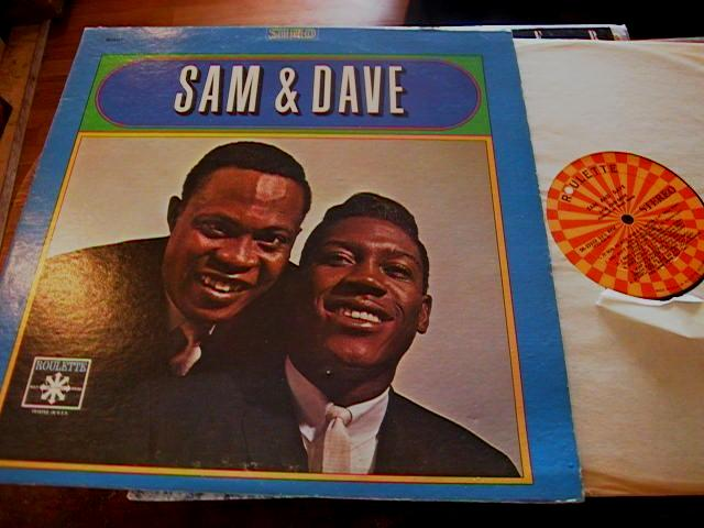 SAM and DAVE - SELF TITLE - ROULETTE STEREO