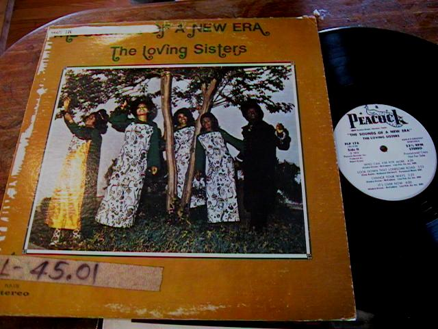 THE LOVING SISTERS - SOUNDS OF NEW ERA - PEACOCK PROMO - Click Image to Close
