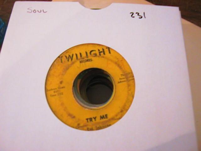 SLY JOHNSON - RARE - TWILIGHT 100 - 231