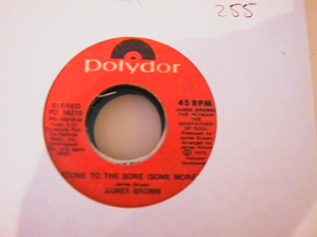 JAMES BROWN - POLYDOR 14210 - { 255