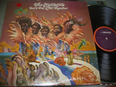 THE STYLISTICS - LETS PUT IT TOGETHER - AVCO { J 1061