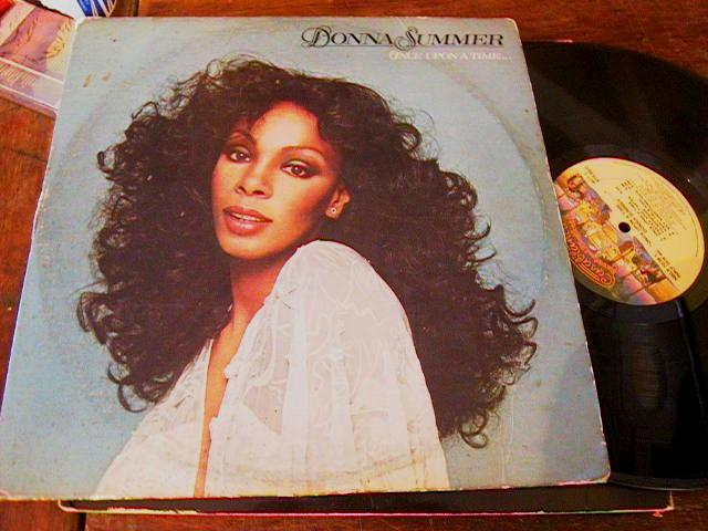 DONNA SUMMER - ONCE UPON A TIME - 2 LP CASABLANCA