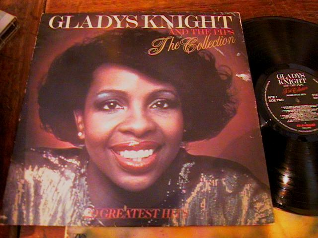 GLADYS KNIGHT & PIPS - THE COLLECTION 1983