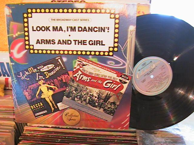 LOOK MA , I'M DANCING & ARMS AND THE GIRL - COLUMBIA