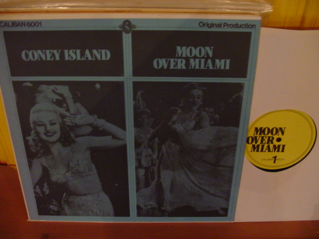 BETTY GRABLE - CONEY ISLAND & MOON OVER MIAMI - CALIBAN