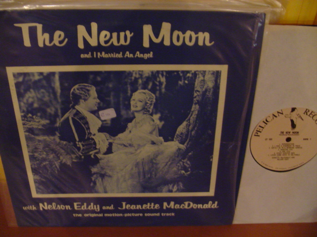 THE NEW MOON & I MARRIED ANDEL - NELSON EDDY & MacDONLAD