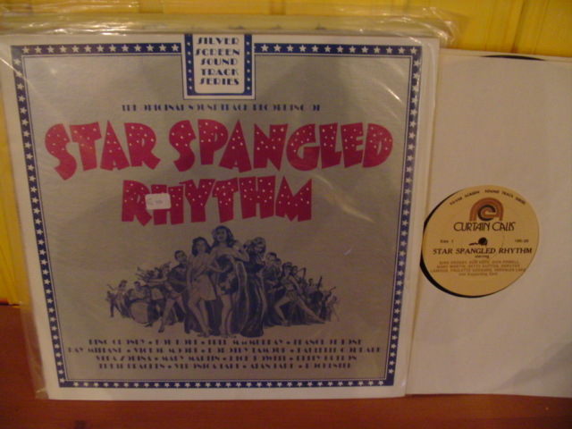 STAR SPANGLED RHYTHM - CROSBY & HOPE - CURTAIN CALLS