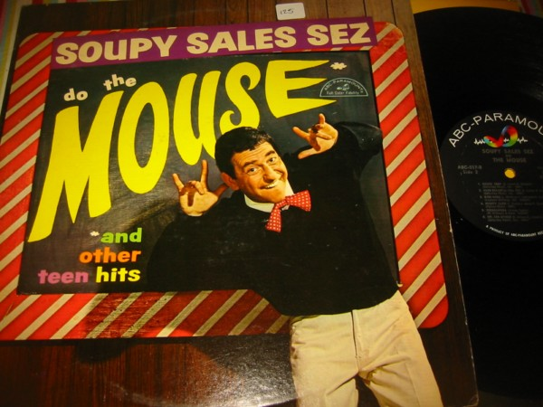 SOUPY SALES - DO THE MOUSE - ABC { 125