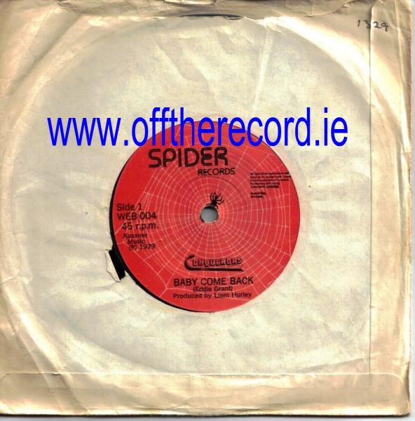 The Conquerors - Spider 1979 WEB 004