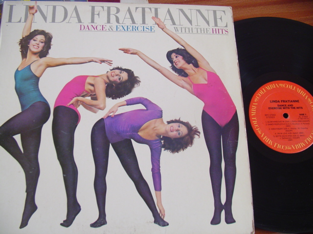 LINDA FRATIANNE - DANCE & EXERCISE - WITH HITS