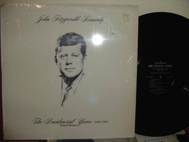 JOHN F KENNEDY - PRESEDENTIAL YEARS - PICKWICK
