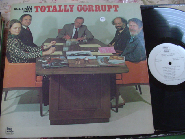 VARIOUS ARTISTS - POEM POET - TOTALLY CORRUPY { 82