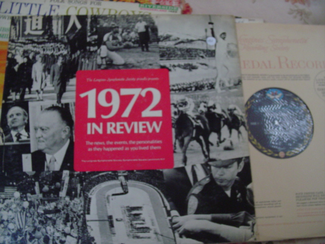 1972 IN REVIEW - LONGINES { 121