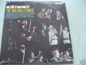 ROLLING STONES - GOT LIVE IF YOU - LONDON SEALED
