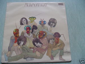 ROLLING STONES - METAMORPHOSIS - DECCA 1975 SEALED