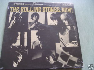 ROLLING STONES - NOW - SEALED LONDON