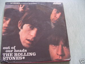 ROLLING STONES - OUT OF OUR HEADS - LONDON SEALED