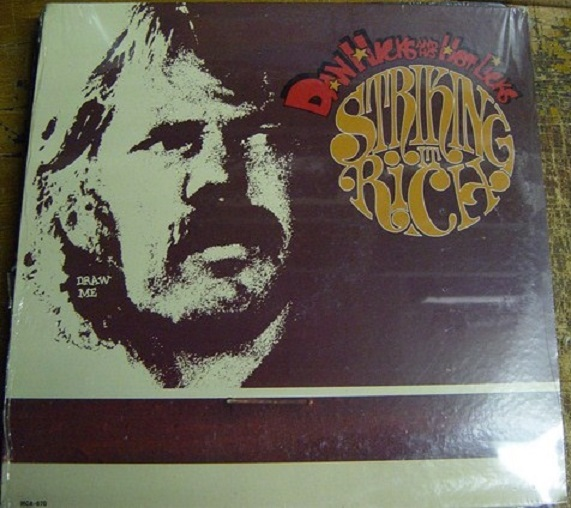 DAN HICKS - STRIKING IT RICH - MCA [ 166 SEALED