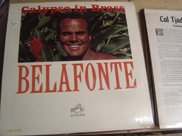 HARRY BELAFONTE - CALYPSO IN BRASS - RCA MONO [ 209