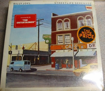 Billy Joel - Streetlife Serenade - Columbia Reissue - Sealed