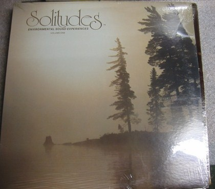 Dan Gibson - Solitudes Sound effects - Sealed unopened 1980s