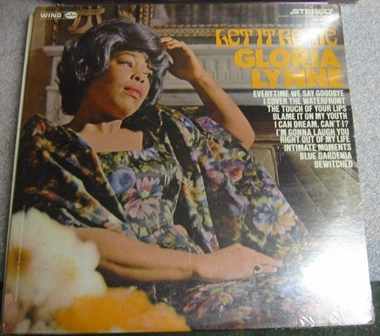 SEALED - GLORIA LYNNE - LET IT BE ME - WING [ 628