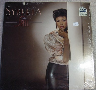 Syreeta - The Spell - Motown - Sealed Unopened 1983