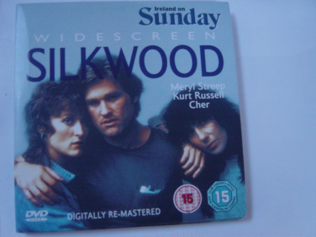 Silkwood - Meryl Streep - Ireland on Sunday DVD