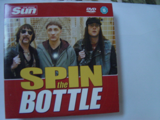 Spin the Bottle - McElhatton McDonald O'Kelly - DVD