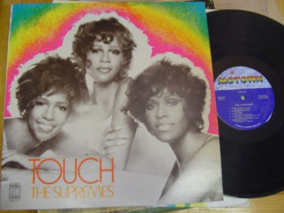 THE SUPREMES - TOUCH - MOTOWN