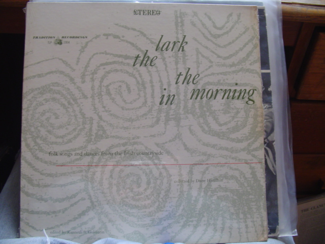 CLANCY BROTHERS & MAKEM - LARK IN THE MORNING - SEALED