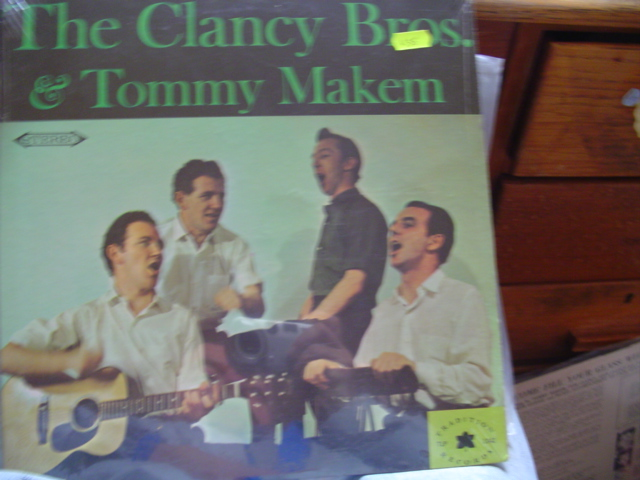 CLANCY BROTHERS & MAKEM - SELF TITLE - TRADITION SEALED