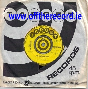 Target 7N17740 - The Philosophers - 1969