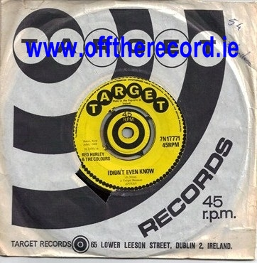 Target 7N17771 - Red Hurley & The Colours - 1969