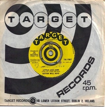 Target 7N17857 - Cotton Mill Boys 1969
