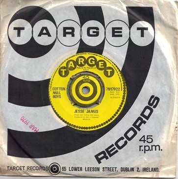 TARGET 7N17922 - Cotton Mill Boys - 1970