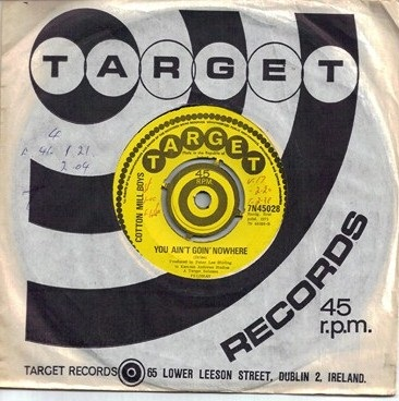 TARGET 7N45028 - Cotton Mill Boys - 1971