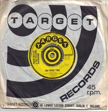 Target 7N45050 - Aidan Butler & The Falcons Showband - 1971
