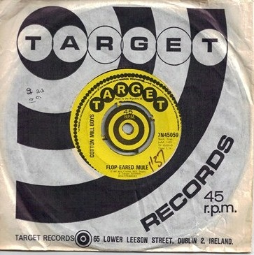 TARGET 7N45059 - Cotton Mill Boys - 1971