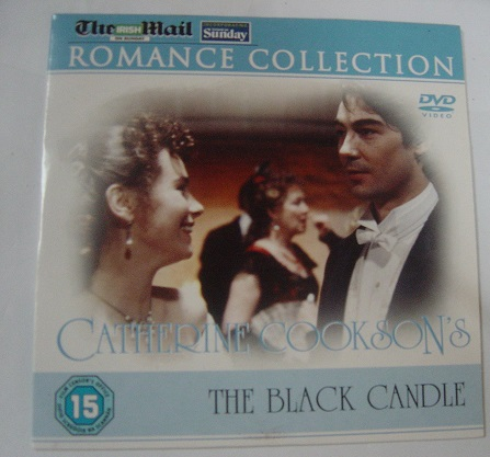 Catherine Cookson - The Black Candle - Daily Mail DVD