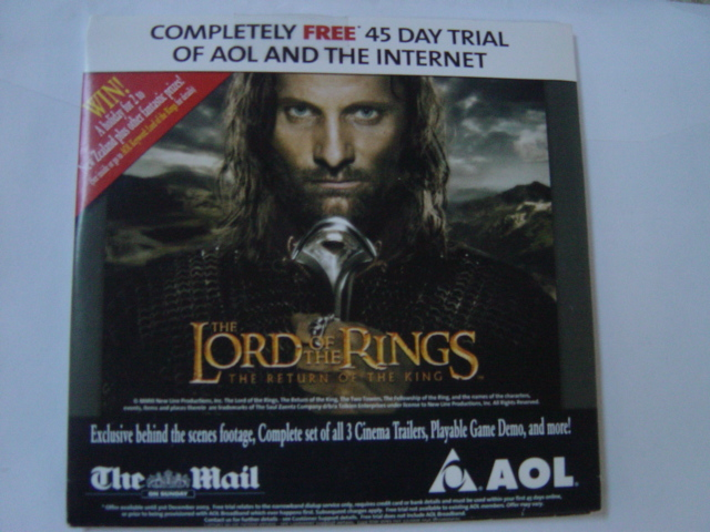 Lord of the Rings - The Return of the King - CD ROM