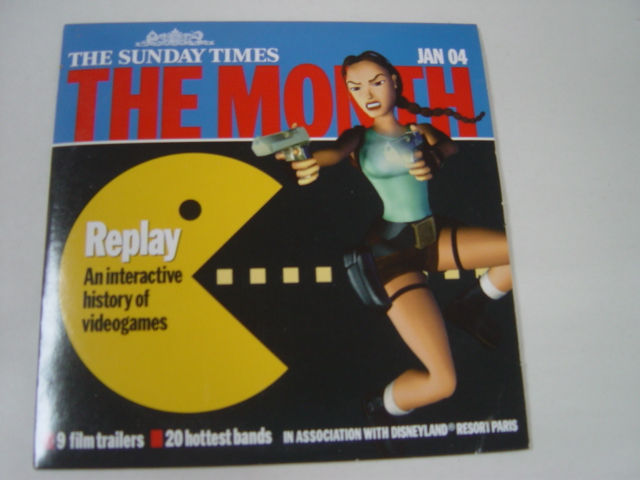 The Month - Sunday Times Jan 2004
