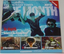 The Month - Sunday Times July 2004