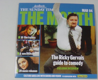 The Month - Sunday Times March 2004