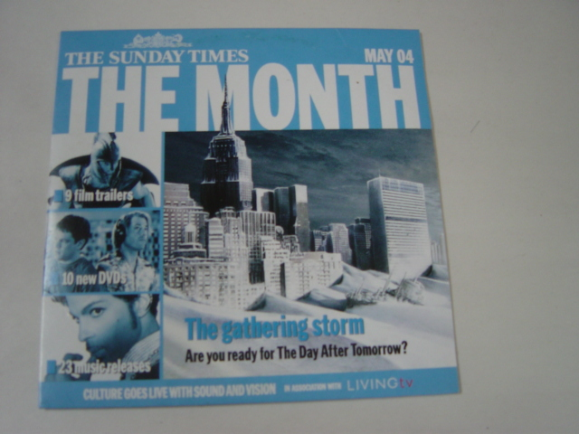 The Month - Sunday Times May 2004