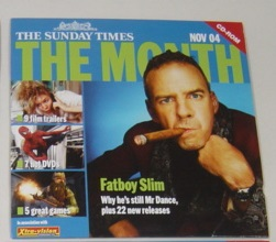 The Month - Sunday Times November 2004