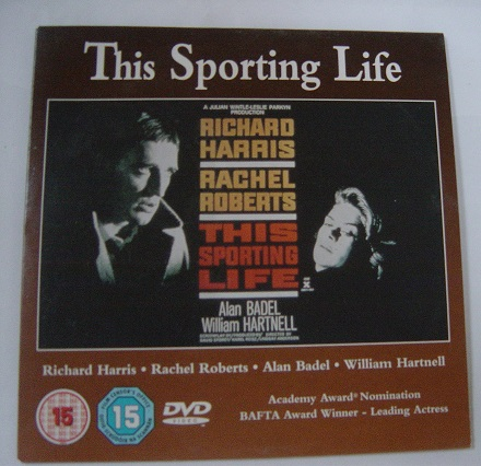 This Sporting Life - Richard Harris - Sunday Independent