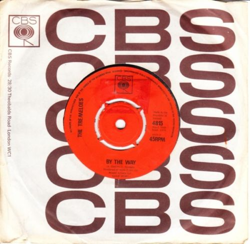 The Tremeloes - By the way - CBS IRISH Pressing 1970 Mint Minus
